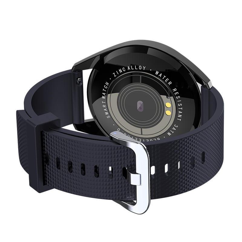 Bakeey smartwatch gt105 smart watch 1.22 inch heart rate blood pressure monitor (2)