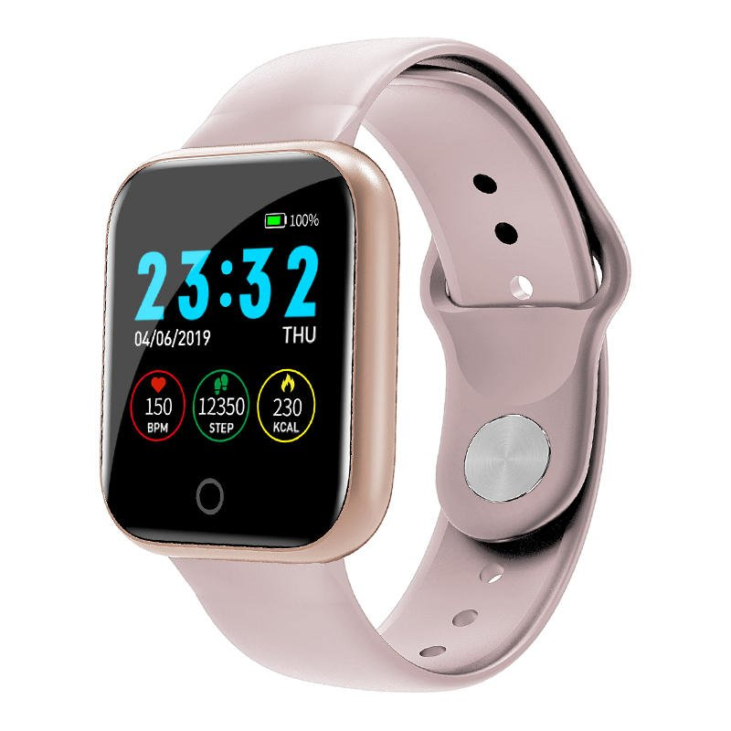 i5 real time heart rate o2 monitor smart watch (3)