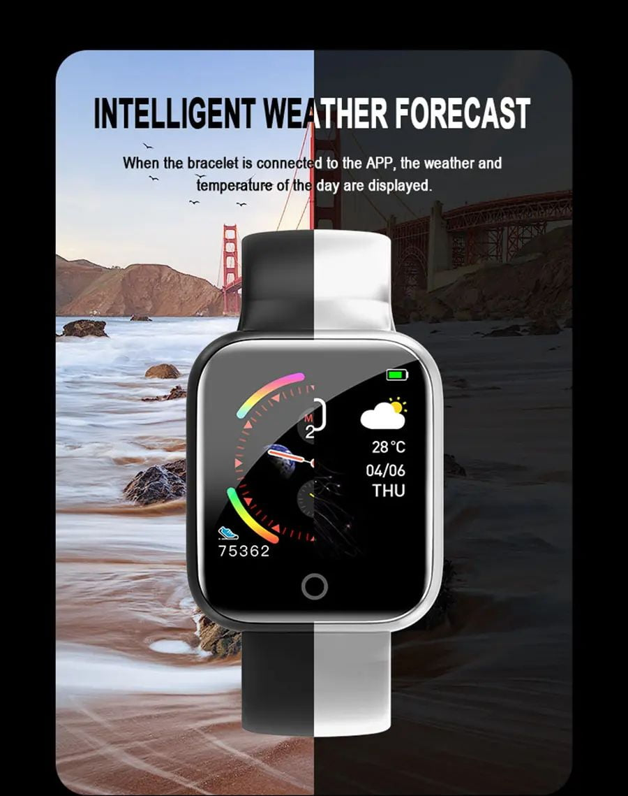 i5 real time heart rate o2 monitor smart watch (6)