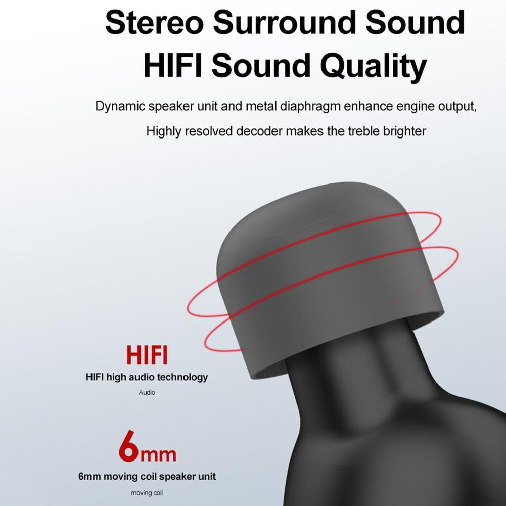 s3 tws earphone wireless bluetooth 5.0 hifi heavy bass (11)