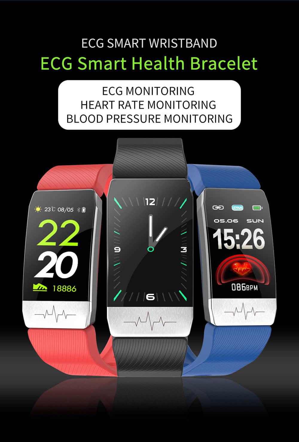 t11 ecg health monitor thermometer temperature measurement (4)