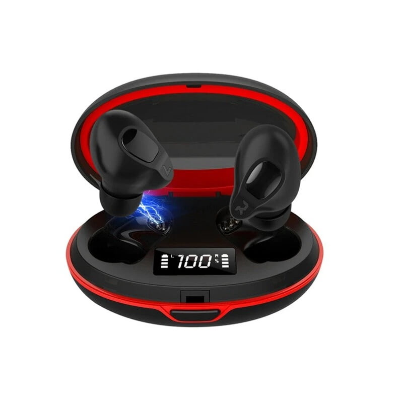 V1 TWS bluetooth Earphone Gaming Headphone LED Digital (7)