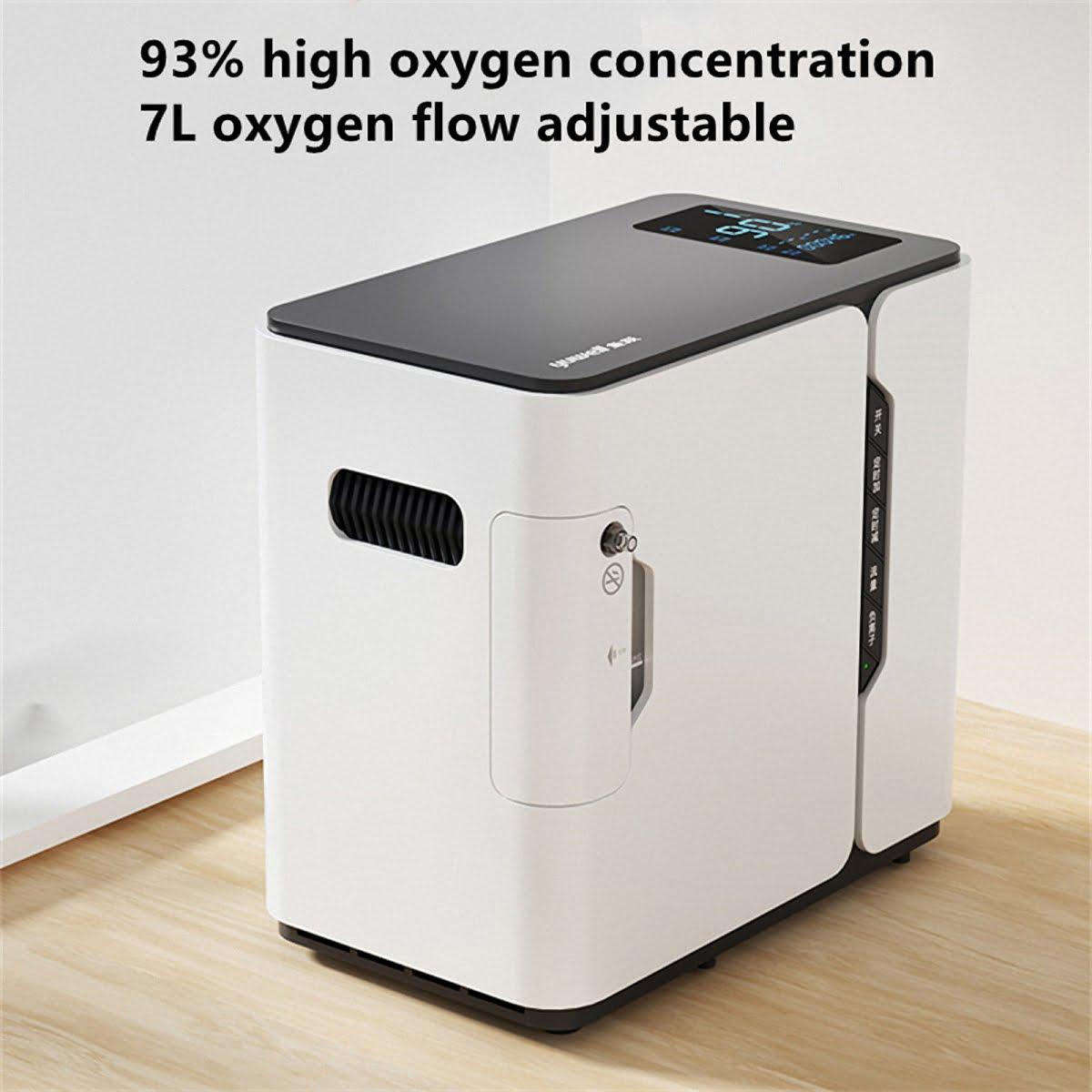 Oxygen generator Oxygen moist oxygen concentrator China YT300 Plus (17)