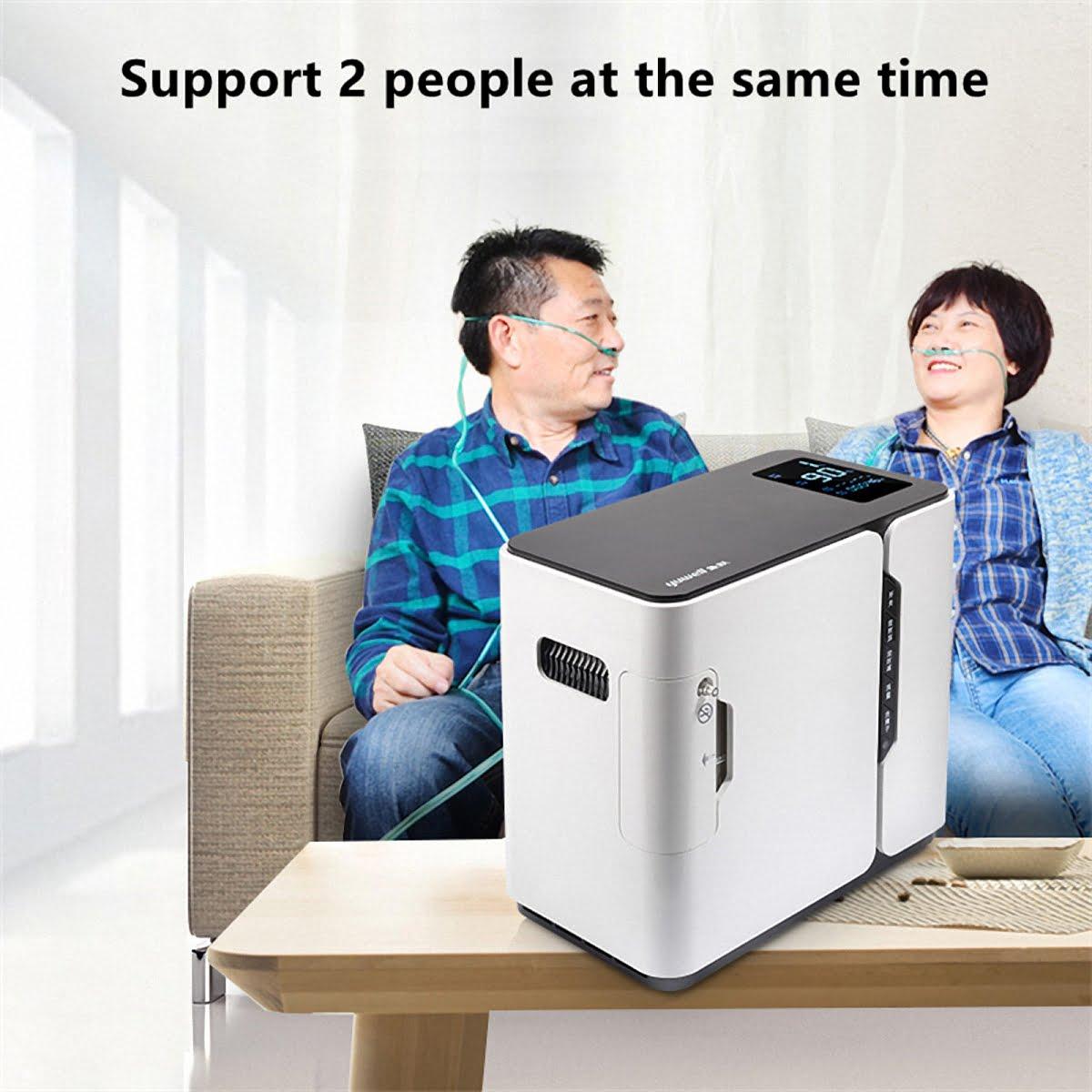Oxygen generator Oxygen moist oxygen concentrator China YT300 Plus (6)