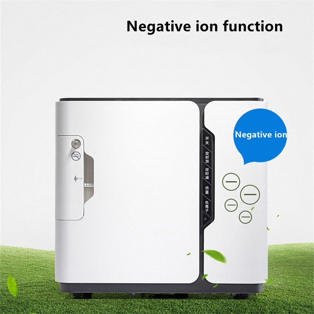 Oxygen generator Oxygen moist oxygen concentrator China YT300 Plus (3)