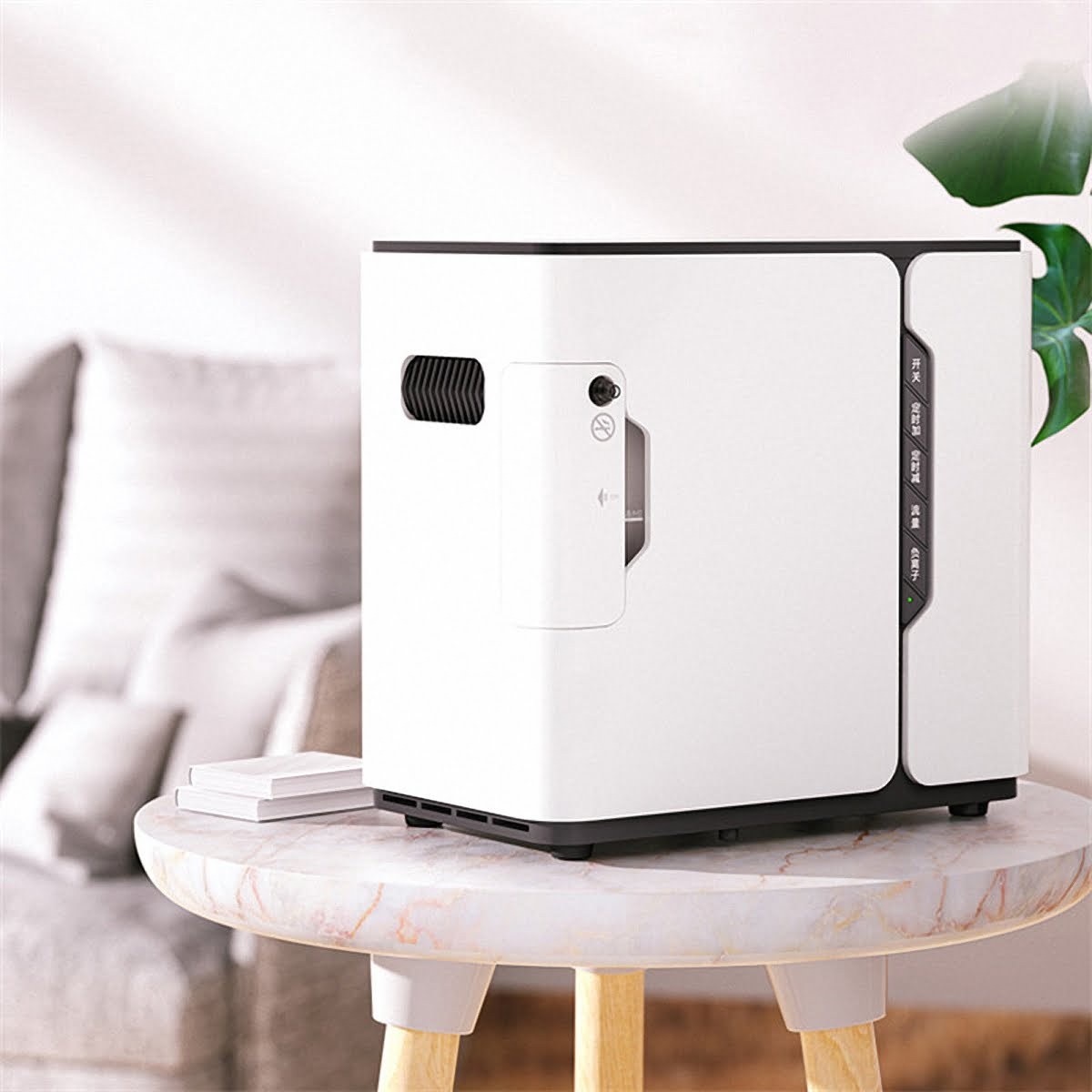 Oxygen generator Oxygen moist oxygen concentrator China YT300 Plus (5)