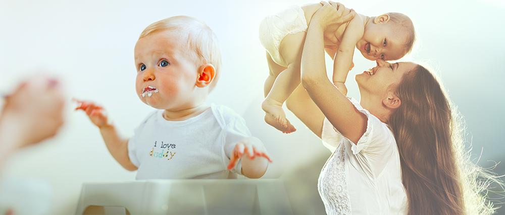 Bebeğinizi Beslemek Hiç Bu Kadar Eğlenceli Olmamıştı