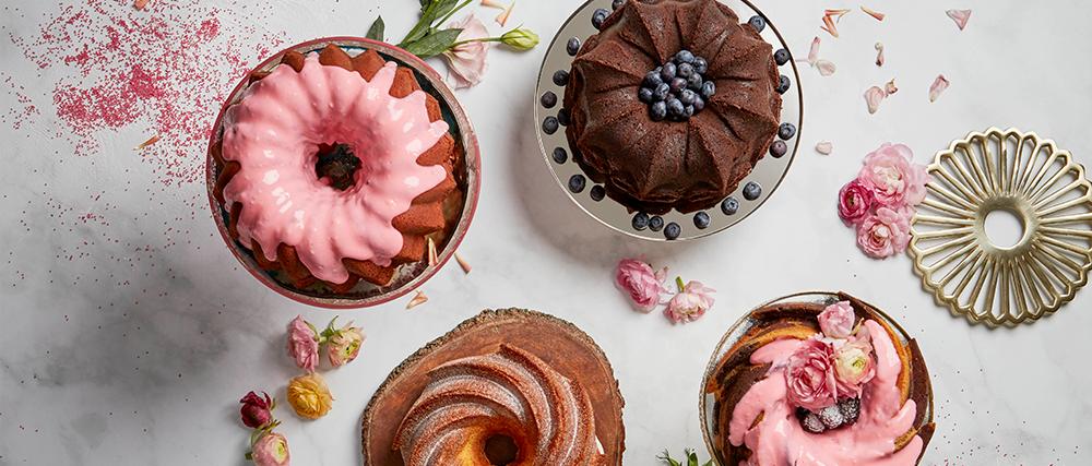 Kek Yapmak Artık Daha Keyifli