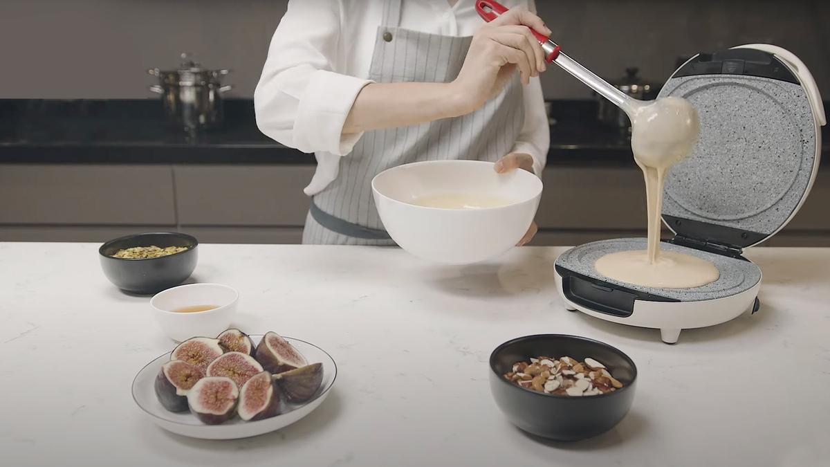 Waffle Nasıl Yapılır: Karaca Funday ile Lezzetli Atıştırmalıklar