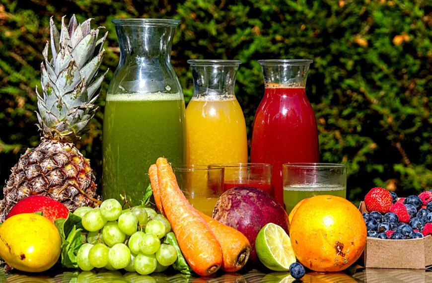 Sağlıklı Ferahlık: Evde Meyve Suyu Hazırlamanın En Kolay Yolu!