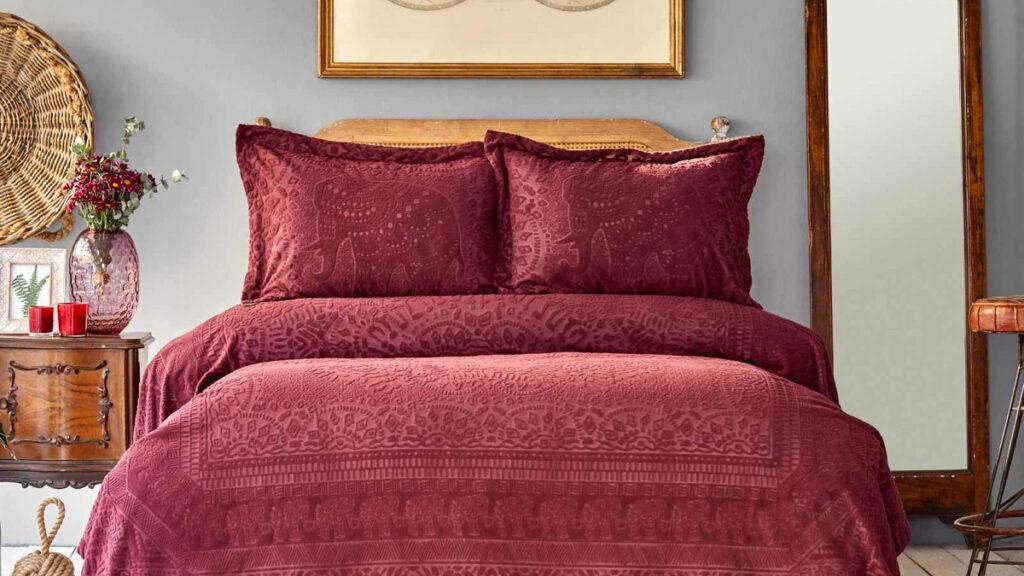 Yatak Odalarında Karaca Şıklığı