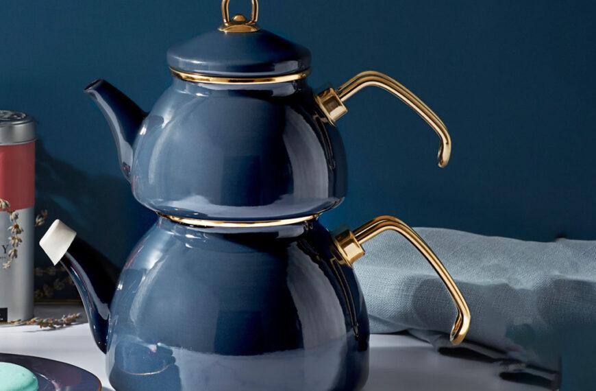 Sohbetleri daha koyu hale getirebilecek Karaca Çaydanlık ve Fincan Takımları