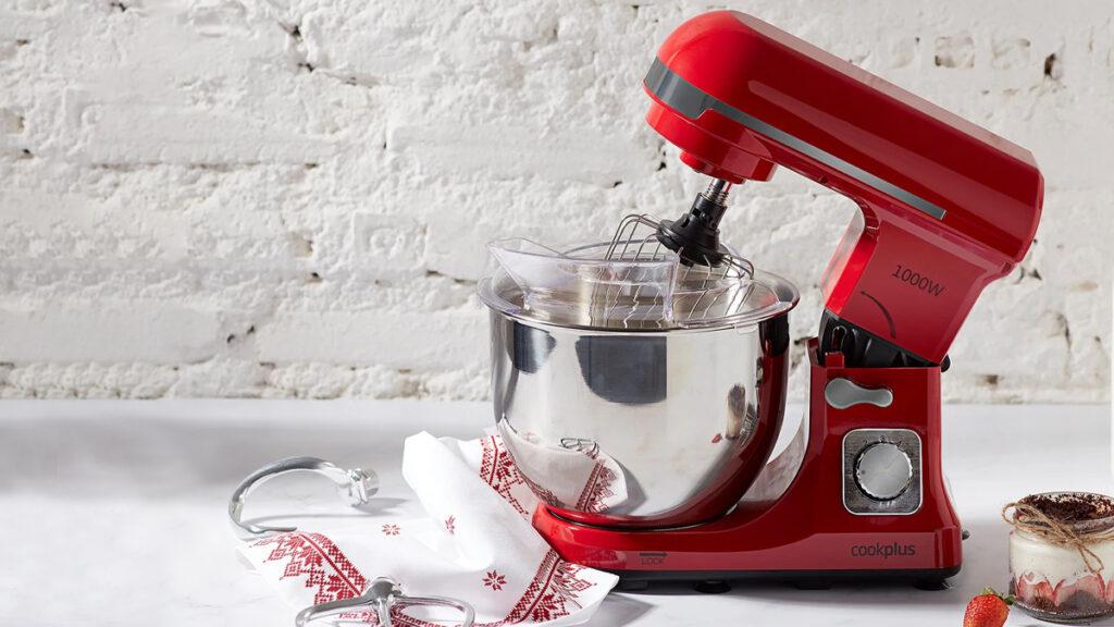 En Sevilen Mutfak Şefleri: Stand Mikserler