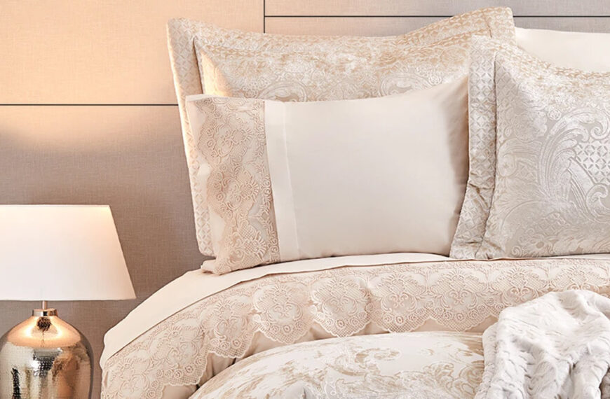 Yatak Odası Çeyizinizde Görmek İsteyeceğiniz Nevresim Takımları