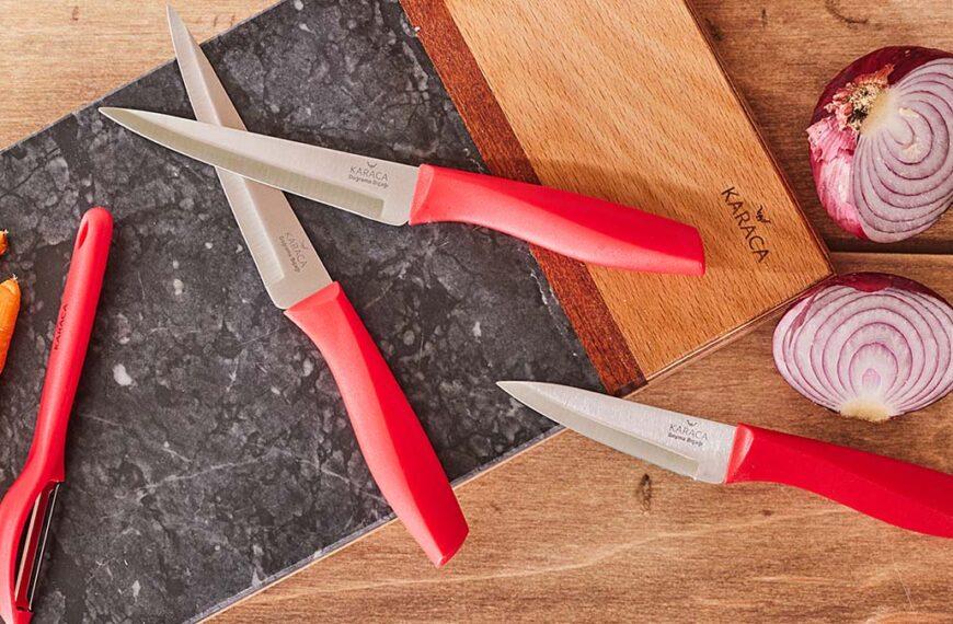 Bıçak Çeşitleri, Hangi Bıçak Ne İçin Kullanılır?