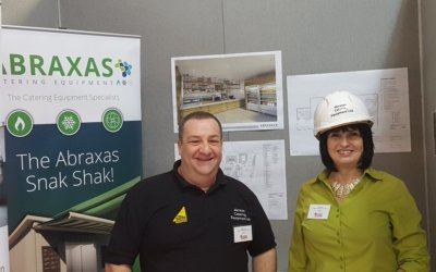 Abraxas Attend The Chamber Business Expo!