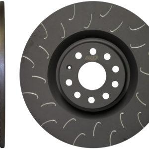 Fiesta ST80 Brake Discs with a J-hook Design