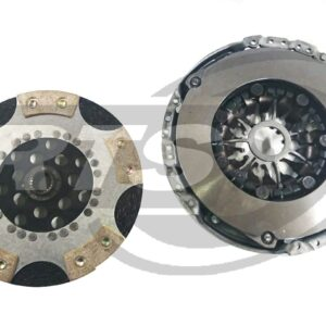 MK3 Renault Megane RS 250 / 265 / 275 Twin Friction Clutch Kit