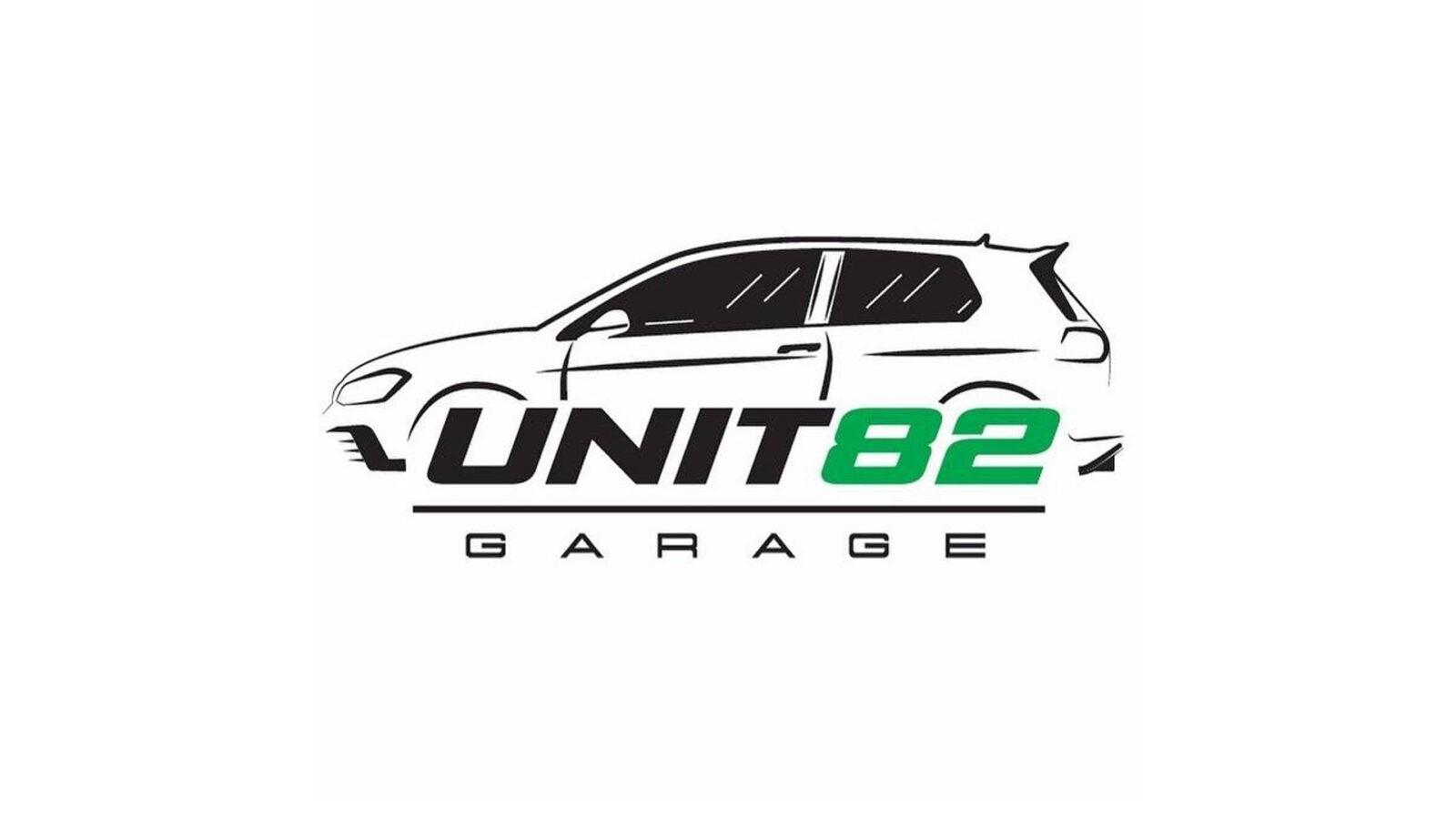 Unit 82 Garage
