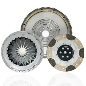 Ford Fiesta ST180/200 SMF Clutch Kit Twin Friction