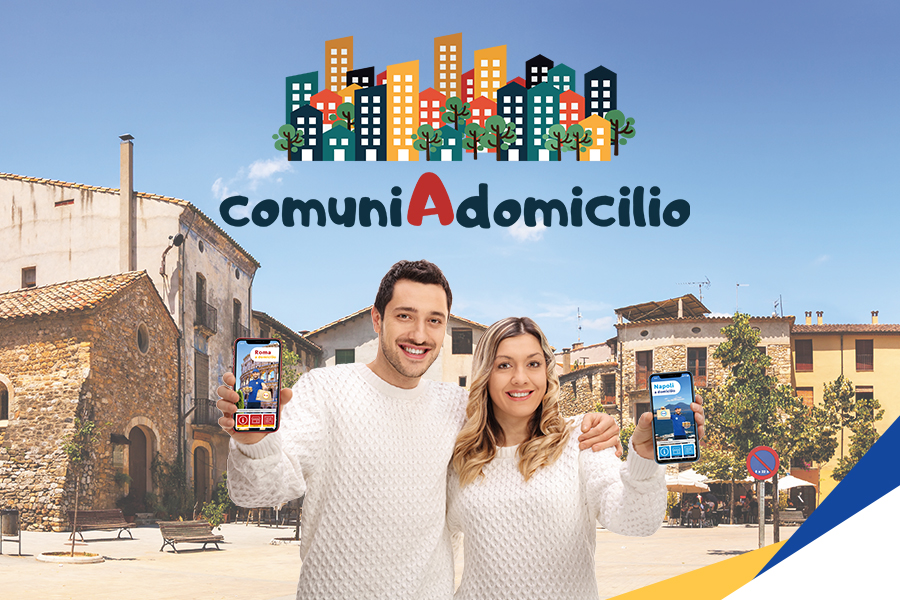 comuni a domicilio franchising quickly