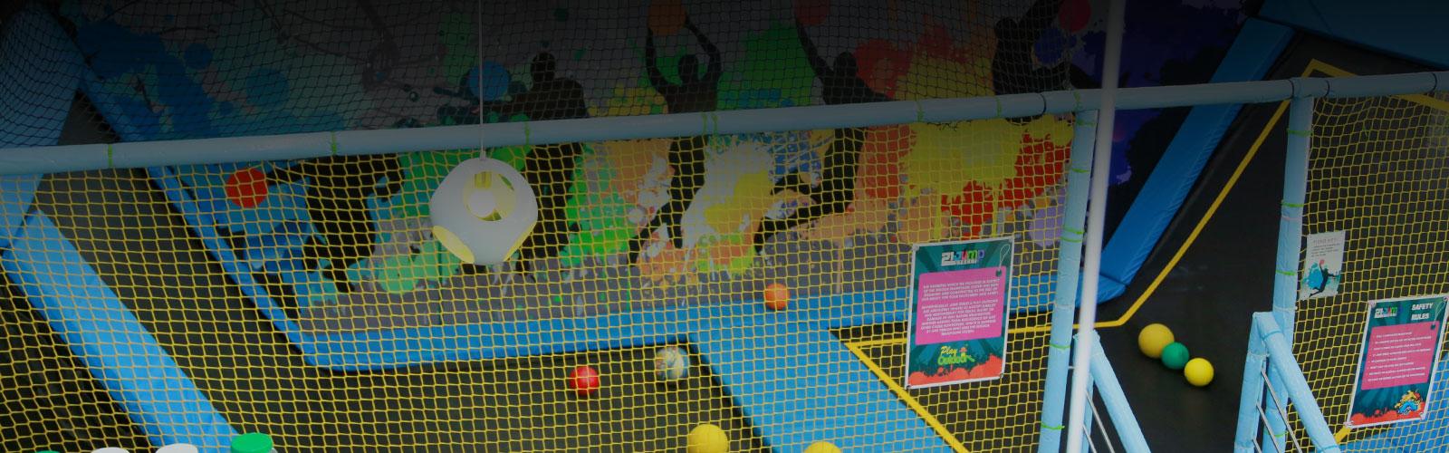 21 Jump Street | Trampoline Park