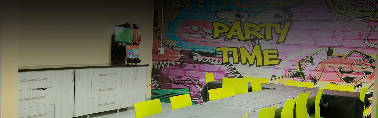 23 Jump Street | Trampoline Park