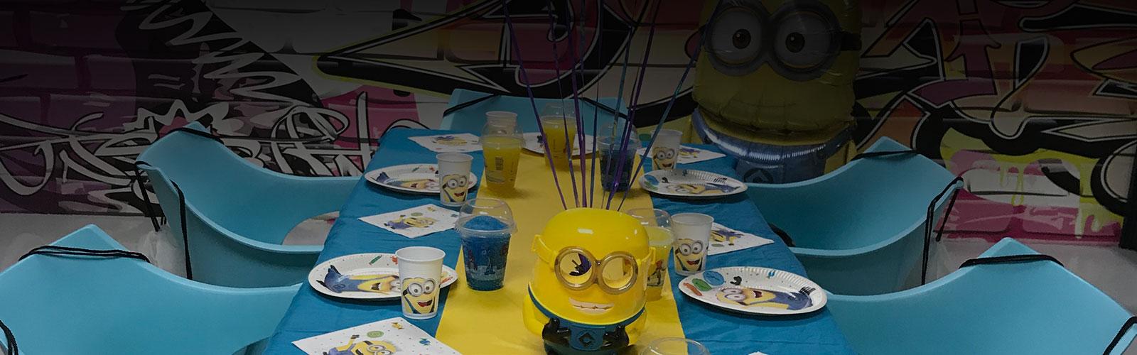 Birthday Parties | Trampoline Park