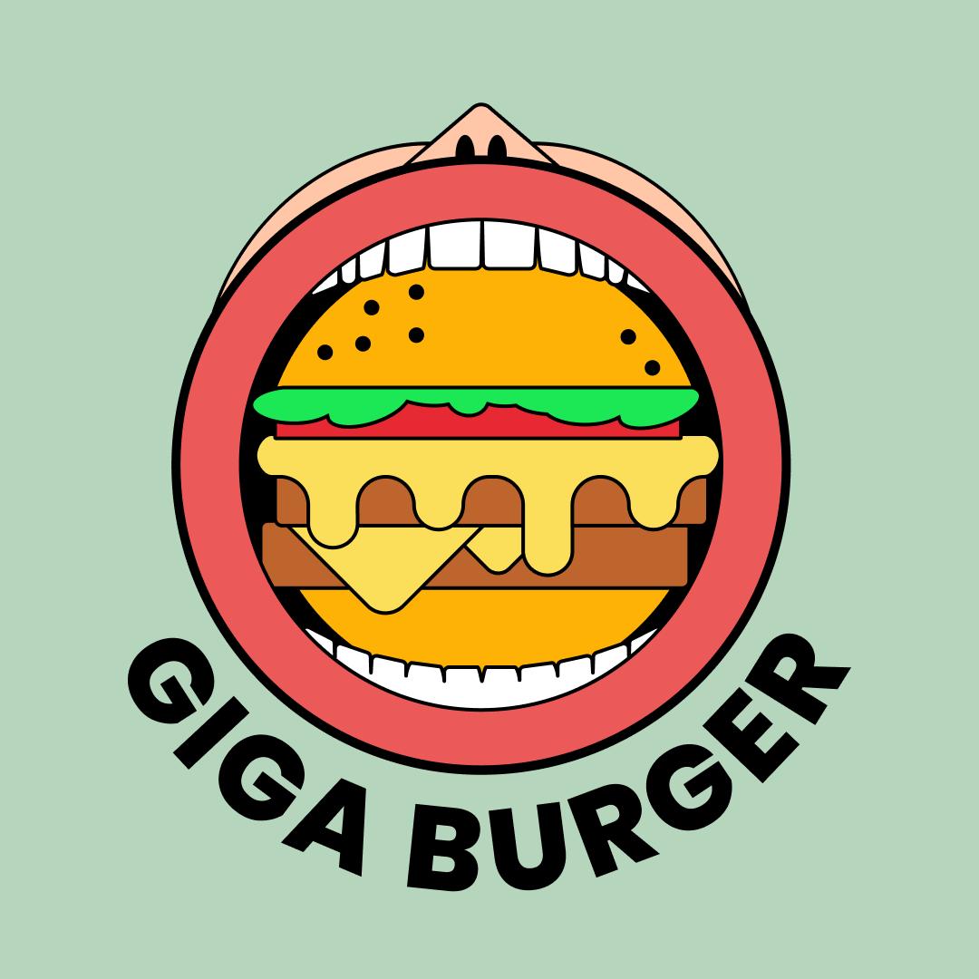 Giga Burger