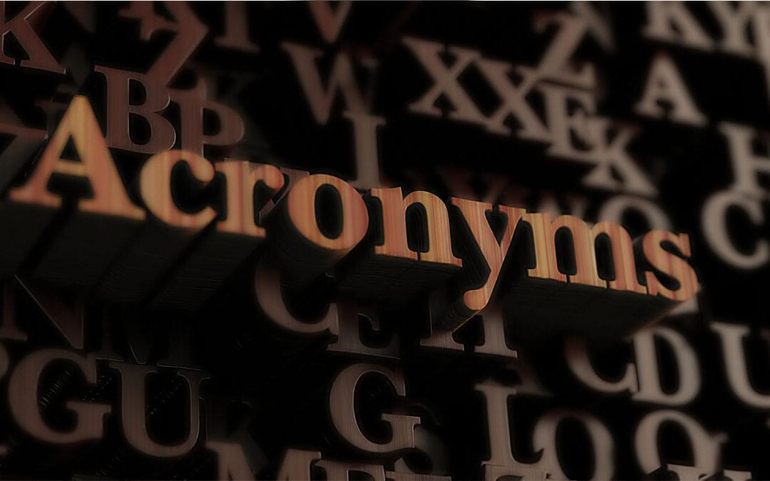 Essential Business Acronyms You Need To Know?