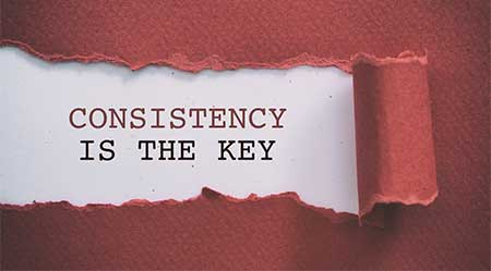 How To Achieve Consistency In Your Business