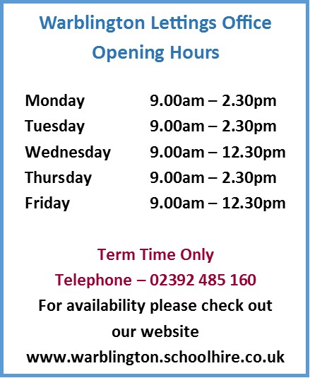 Opening Hours 18