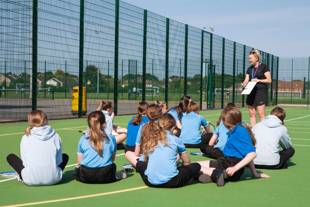 Hampshire School Games Daily Challenges