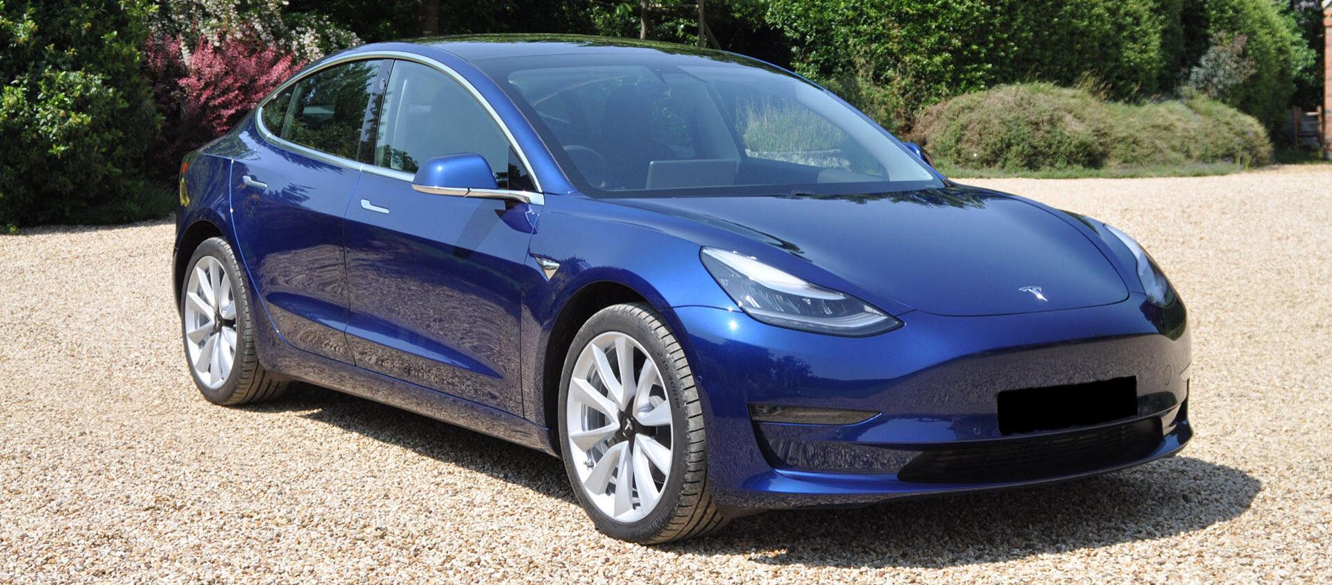 The Tesla Taxi Company