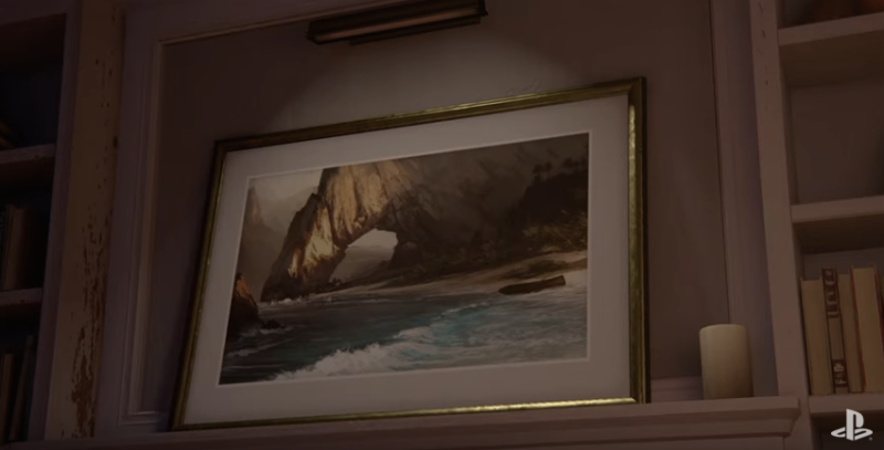 Uncharted 4 AC Artwork