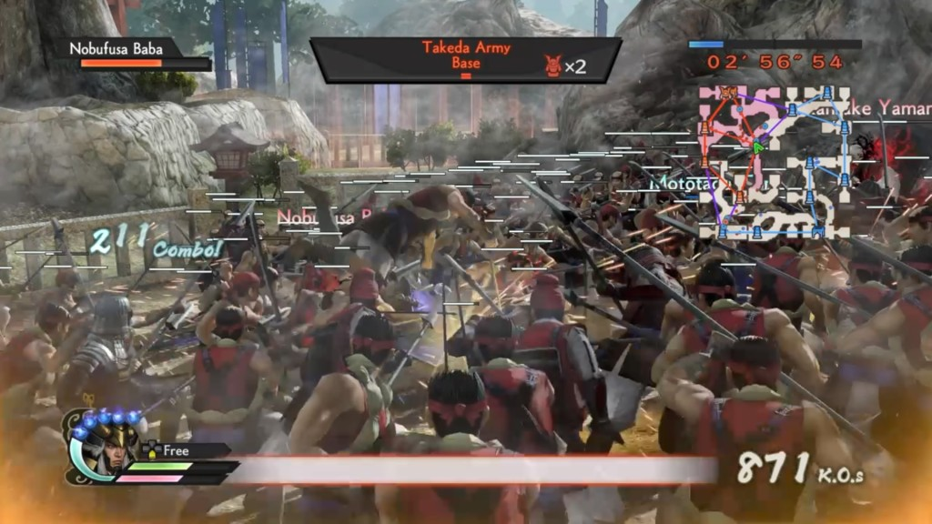 "No, this is not the Samurai Warriors edition of ""Where's Waldo?"", this is actually how crowded it can get during a battle."