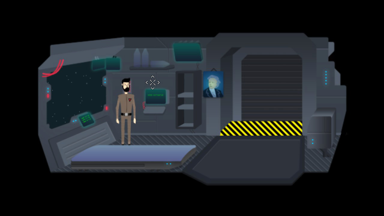 Hjarta cosmonaut 01