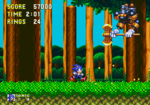 sonic and knuckles boss