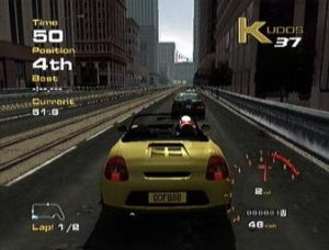 Project Gotham Racing w