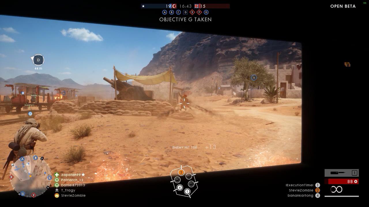 Battlefield 1 beta 04