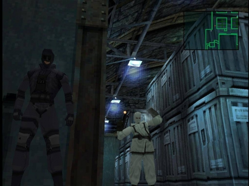 MGS Survive 4
