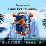 Pixel Art Academy Title