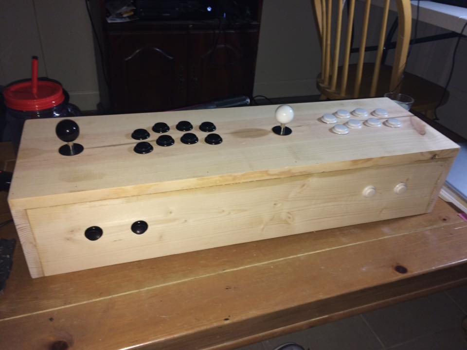 Down and Dirty Control Panel Prototype