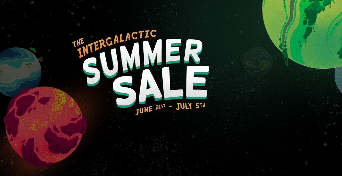 intergalactic summer sale 1