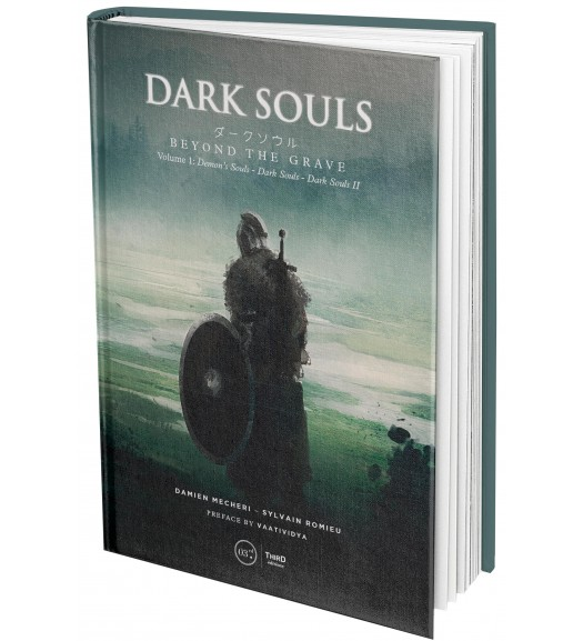 Dark Souls: Beyond the Grave 1