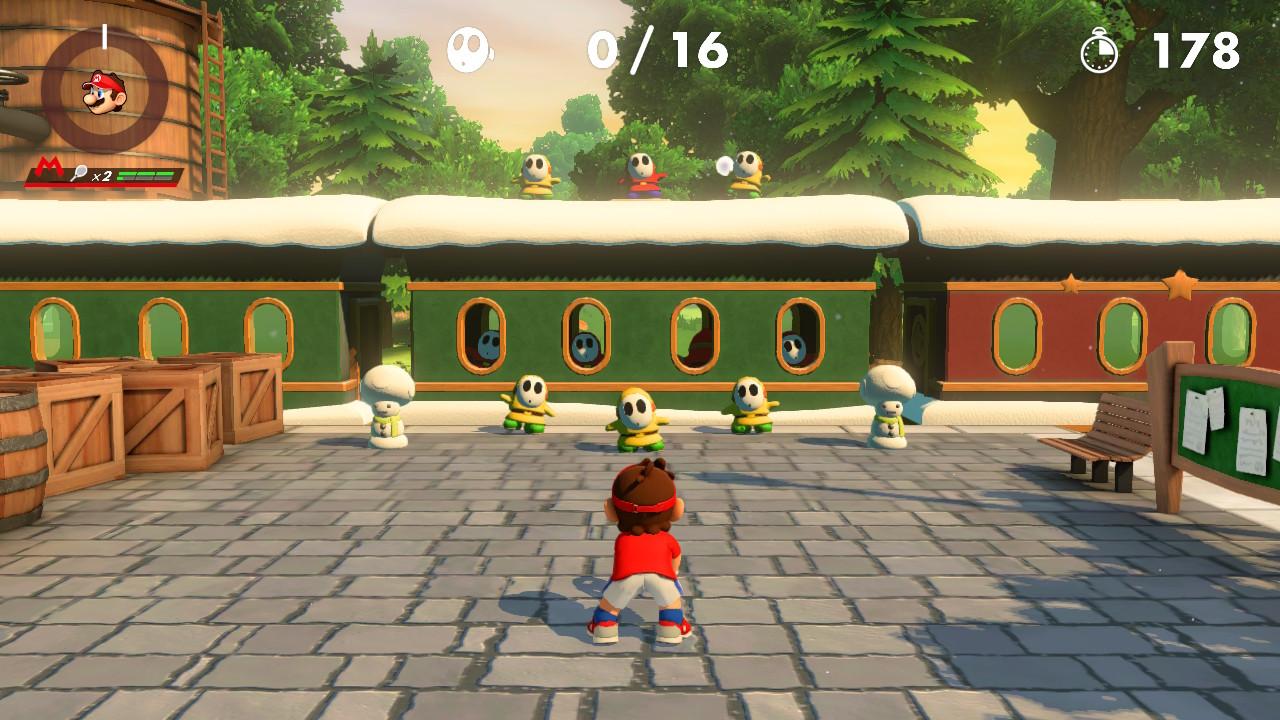Mario Tennis Aces 2