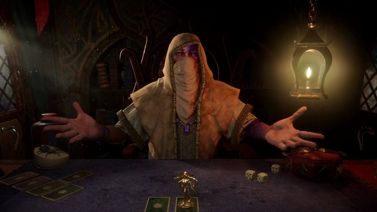 Hand of Fate 2's enigmatic 'Dealer' would probably have a snarky comment for this development. He has for everything else.