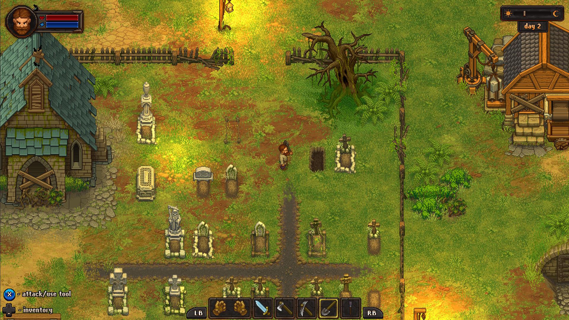 Graveyard Keeper 1