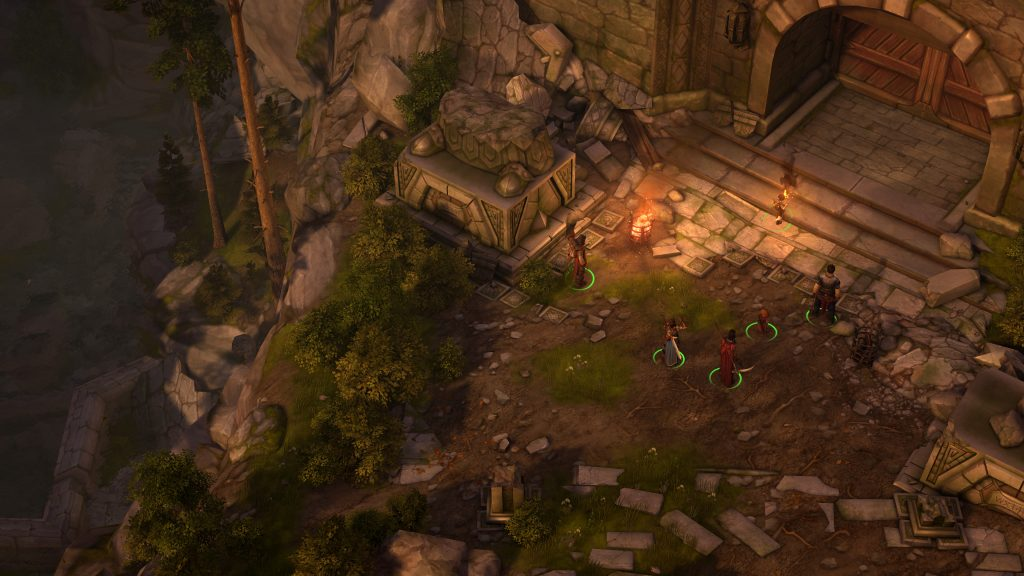 Beneath the Stolen lands DLC