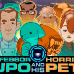Professor Lupo title screen
